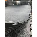 2-side Interlocking /Hammer Top Rubber Mat for Gym/Stable/Garage 6x4ftx17mm