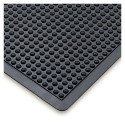 Heavy Duty Industrial Rubber Bubble Roll  Mat Anti-Fatigue