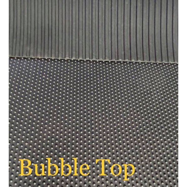 Bubble Top Mat/Gym/Stable/Garage 6x4FTx15mm