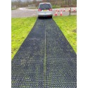 Rainbow-Long Runner Rubber Grass Mat 1MX10.5 Meter- Length X 22mm Thickness