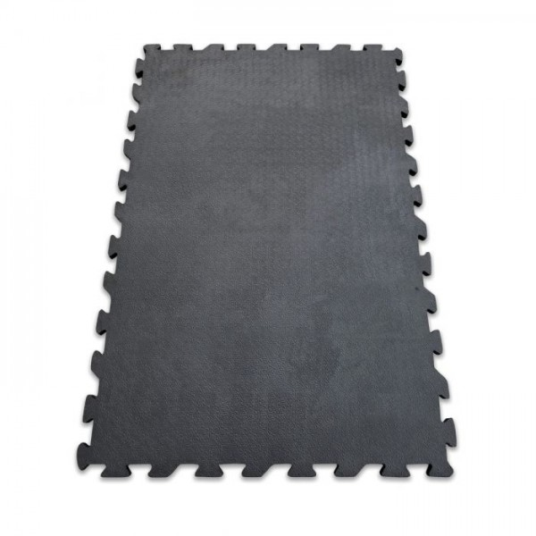 Rainbow-Stable/Horse/Gym/Garage Rubber 4-side Interlocking Mats (Ameoba Top)